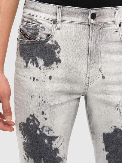 Diesel - D-Amny 009GM, Light Grey - Jeans - Image 3