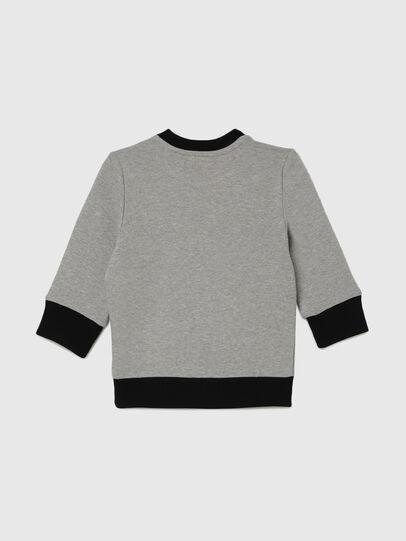 Diesel - SALLOB-R, Grey - Sweaters - Image 2