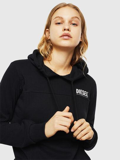 Diesel - UFLT-VICTORIAL-H, Black - Sweaters - Image 3