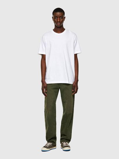 Diesel - T-JUSPOCK, White - T-Shirts - Image 4