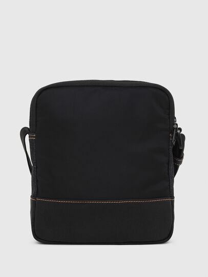 Diesel - SANDRIGO, Dark Blue - Crossbody Bags - Image 2