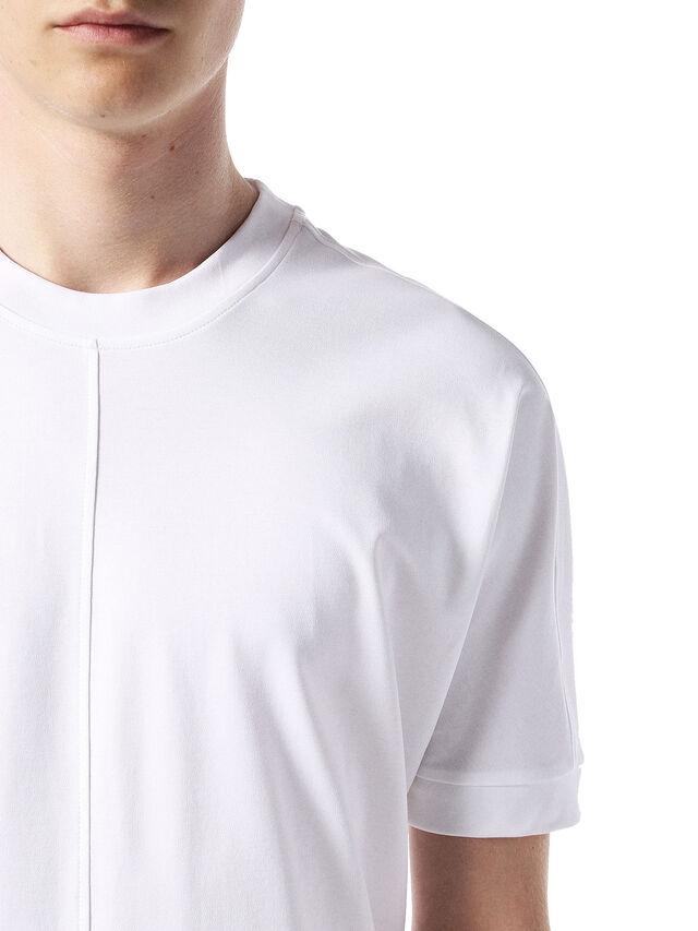 Diesel - TANORMAL, White - T-Shirts - Image 5