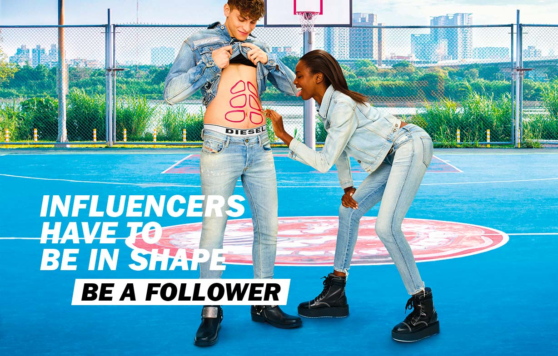 Be a follower