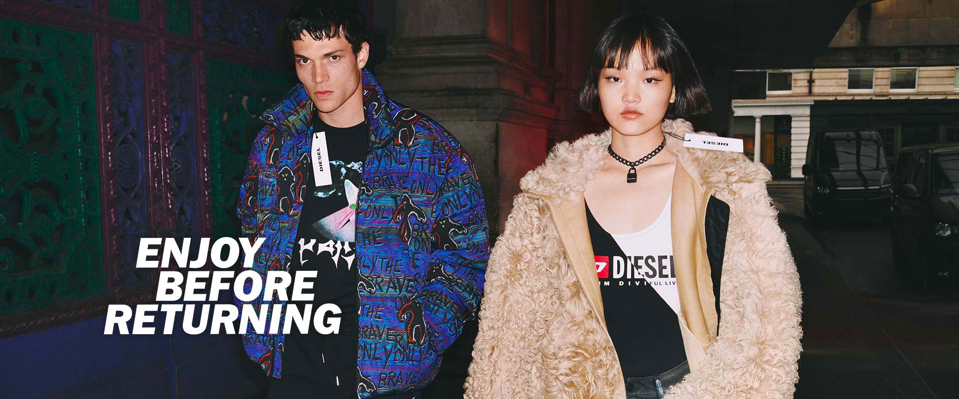The New Diesel Campaign: Enjoy Before Returning!