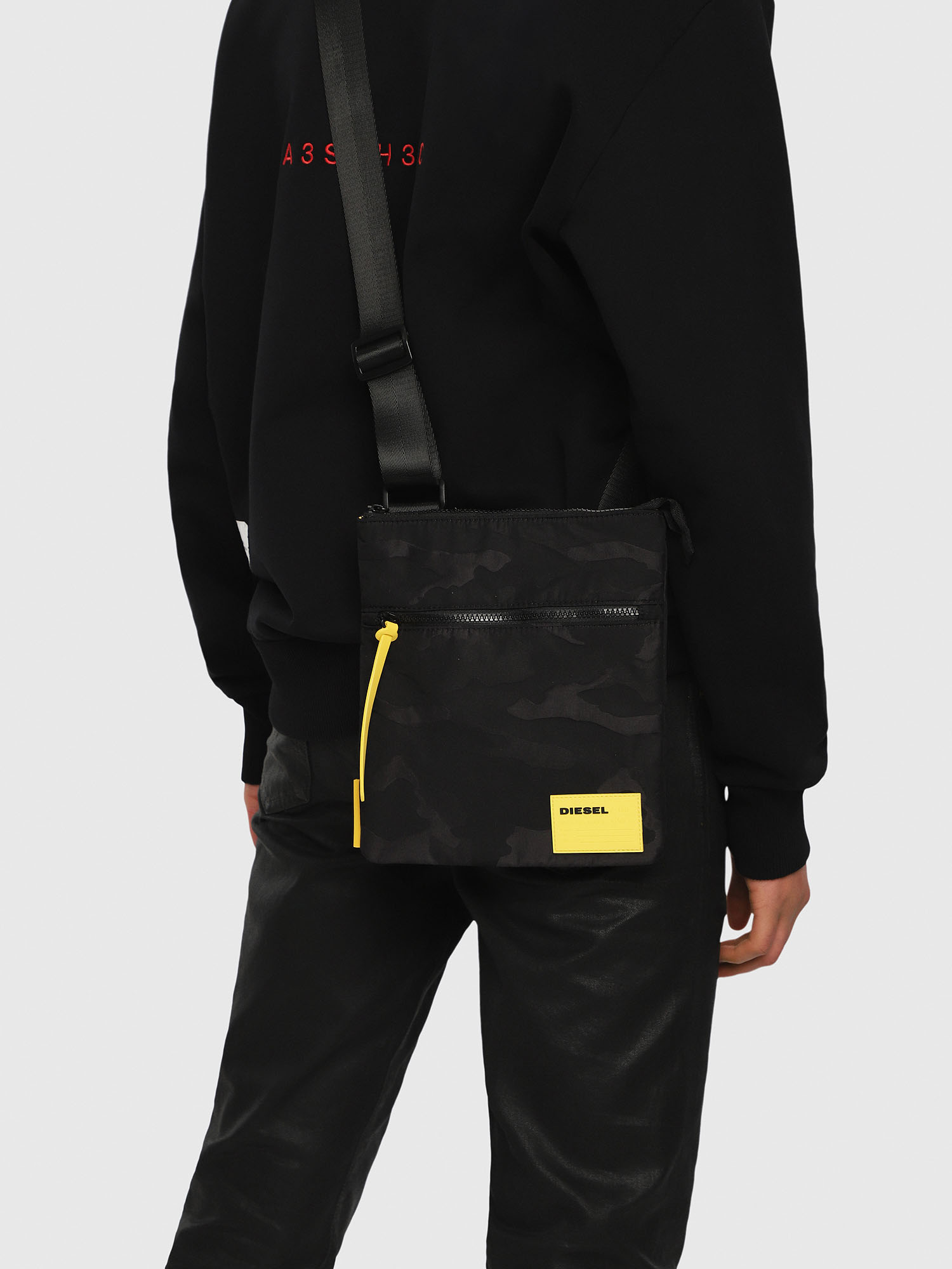 Diesel - F-DISCOVER CROSS,  - Crossbody Bags - Image 5